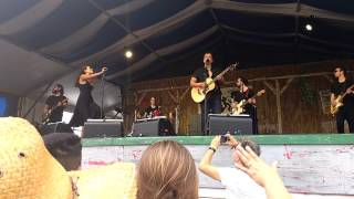 "JOHNNYSWIM - ""Diamonds"" - Jazzfest (4/29/17)"