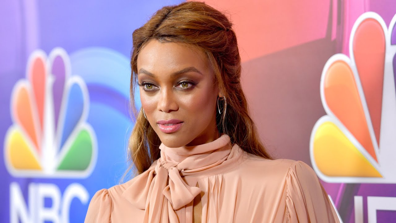 Tyra Banks Is 'Dancing With The Stars' First Black Host