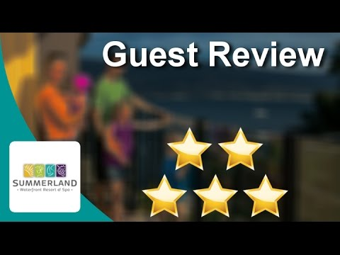 Summerland Waterfront Resort Hotel,  Summerland BC - Exceptional 5 Star Review by Amanita