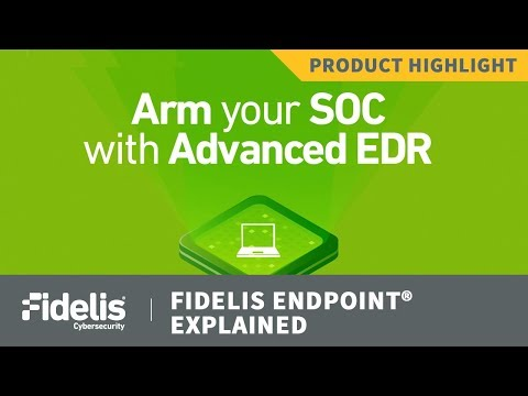 Endpoint Detection - Response | EDR Security Solution