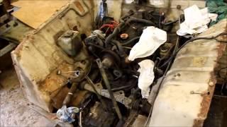 4L (7) : Démontage des éléments du moteur !