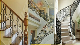 Beautiful Staircase railing designs for modern homes(part-2)