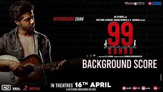 99 Songs | Background Score | A.R. Rahman | Ehan Bhatt | Edilsy | Lisa Ray | Manisha Koirala