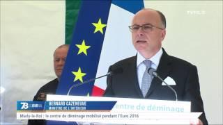 Marly-le-Roi : le centre de déminage mobilisé pendant l'Euro
