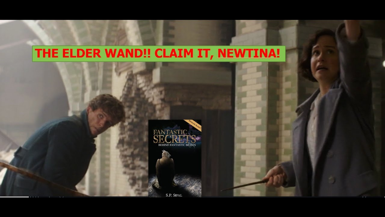 Did newt or tina win the elder wand in fantastic beasts for Where to buy elder wand