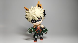 Nendoroid 705 My Hero Academia Bakugo Katsuki Hero/'s Edition Figure New In Box