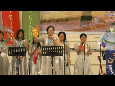 PART 4 | El Shaddai London Chapter 25th Anniversary: Bro Franklin Velarde - Healing Message
