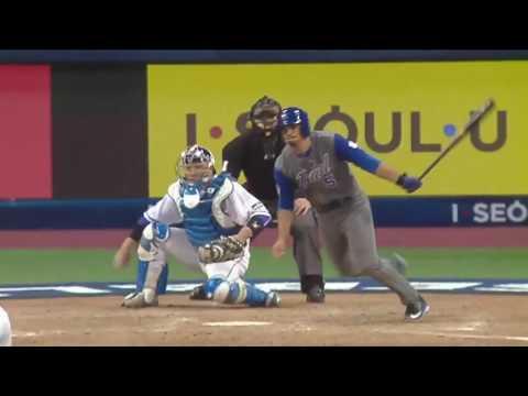 WBC Baseball Highlights: Team Israel V. South Korea