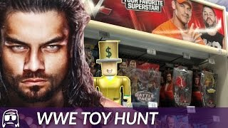 Toy Hunt for WWE EXCLUSIVES! Roblox, Guardians of the Galaxy Vol 2, Pokemon & more + TOY HAUL!!