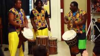 Black Tie Collective - Sista Soulstice African Dance Tribute w/ Baba Shomari