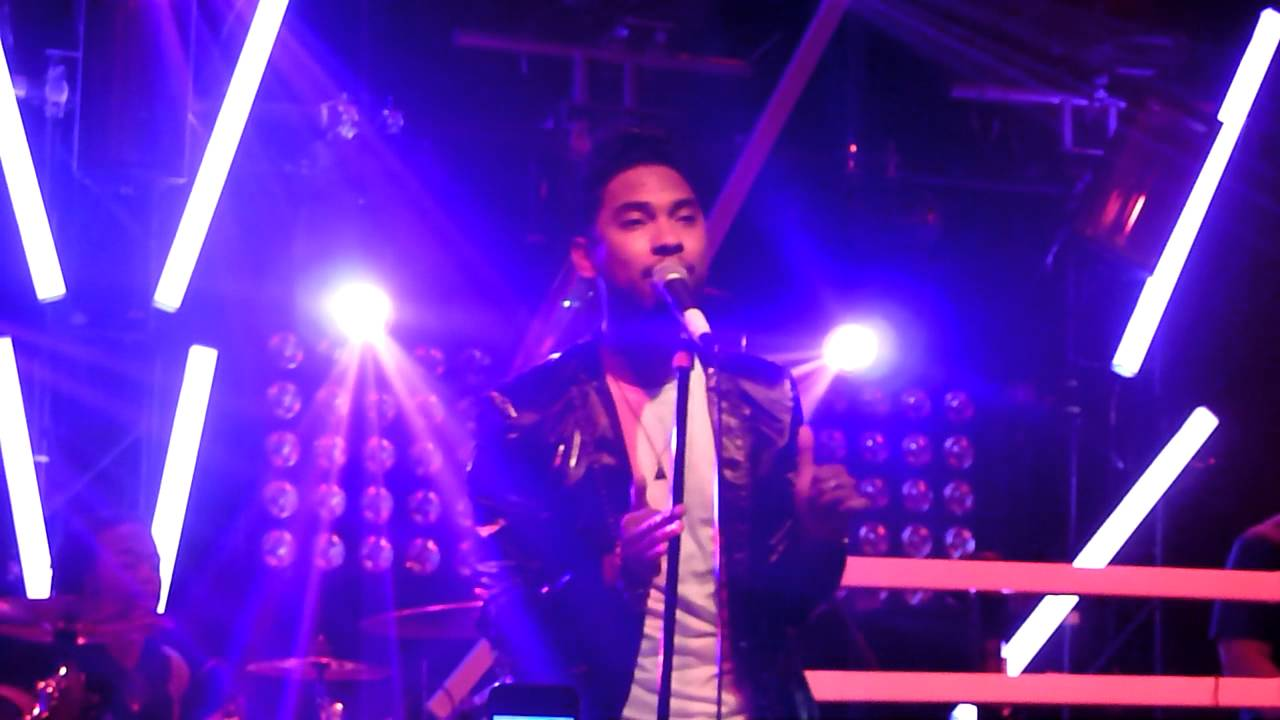 Miguel performing lotus flower bomb live the independent in san miguel performing lotus flower bomb live the independent in san francisco on september 10 2012 izmirmasajfo Image collections