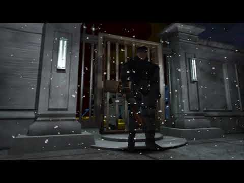 RE2: Metal Gear Solid Shadow Moses Mod [video effect] - by Tao Lung Shamon [バイオハザード2] [メタルギアソリッド]