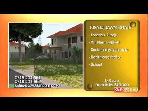 The Property Show 2015 Episode 111 - Safaricom Investment Co-operative