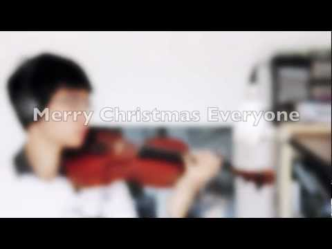 Have Yourself a Merry little Christmas (Violin Cover)