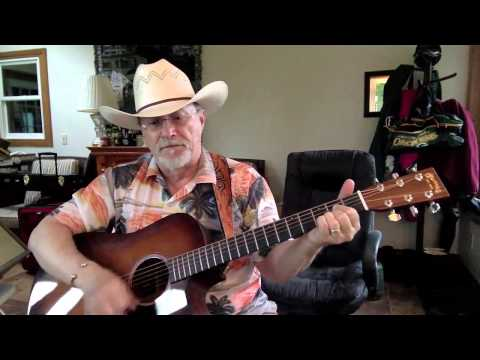1537  - The Last Cowboy Song  - Highwaymen cover with guitar chords and lyrics