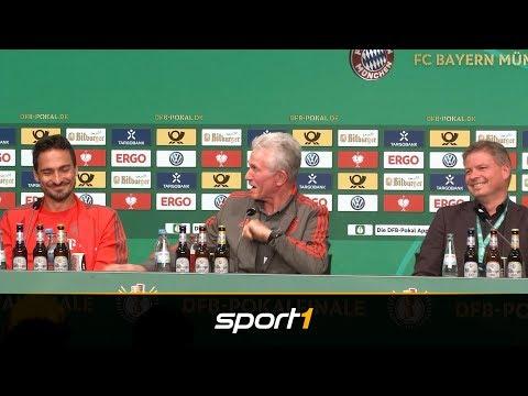 Heynckes veräppelt Müller und Hummels | SPORT1