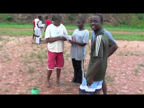Malawi 2010 Xoolon Games Partnership with Sheffield School