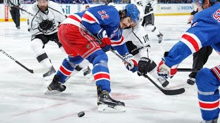NHL Faceoff Goals