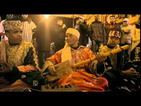 'Si do Mhamo' - Moroccan group jam with Irish musician