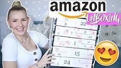 SO KRASS! 😱 Das ist der AMAZON ADVENTSKALENDER 2019! Fast 200€ Wert?!😍 Mega!! 🥰