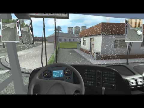 Hotel Parking (German Truck Simulator)