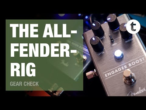 Fender Engager Boost, Pelt Fuzz and Full Moon Distortion | Gear Check | Thomann Mp3