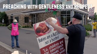 Preaching the Gospel with Gentleness and Respect