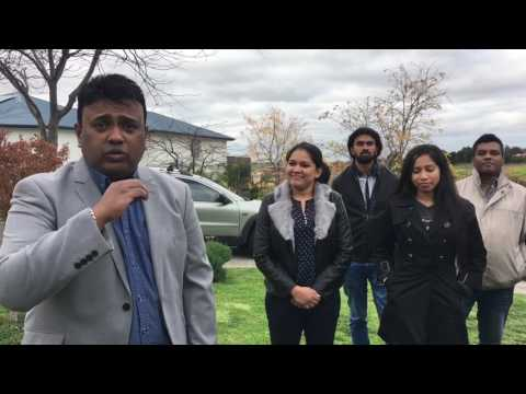 Kandula team in Melbourne