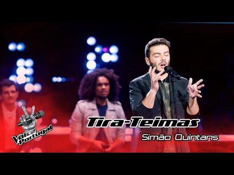 "Simão Quintans - ""Crazy In Love"" | Tira-Teimas | The Voice Portugal"