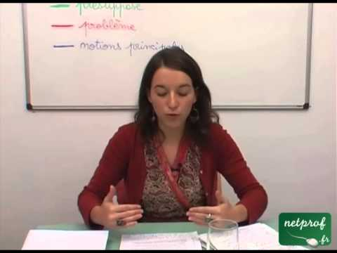 La dissertation : exemple pratique de la méthode