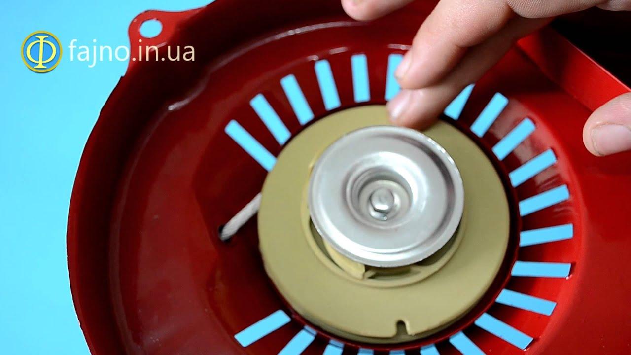 Как помыть двигатель генератора - YouTube