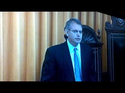 Massachusetts Senate Inauguration