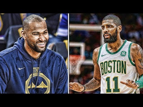 "DeMarcus Cousins Says It's ""Fake Love"" After First Game Back! Kyrie Irving Gets Called Disrespectul!"