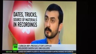 NATO State Organized Chemical Attack In Syria As Pretext For Eradication Of Independent State