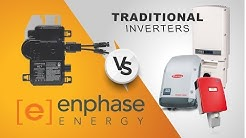 Enphase Energy VS String Inverters | Product Review and Comparison