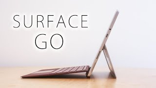 Surface Go First Look: The $399 Surface!