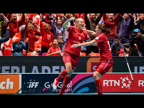 Switzerland 7 - 6 Czech Republic! The greatest comback in swiss sports history! (Swiss commentary)