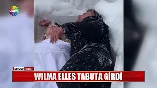 Wilma Elles tabuta girdi