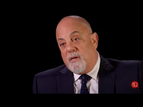 Five Questions With Billy Joel