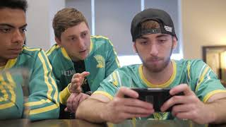 Team South America Pre-Match Warm-Up for the AWC | Day 3 - Arena of Valor World Cup