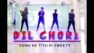 Dil Chori | Yo Yo Honey Singh | Dance Choreography | Mohit Jain's Dance Institute MJDi
