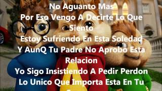 El Perdon Remix Letra Alvin Y Las Ardillas (( Nicky Jam Ft Enrique Iglesias))