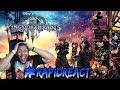 IT'S SO BEAUTIFUL!!  Kingdom Hearts 3 TGS Trailer Reaction