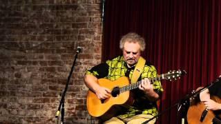 Maori Brown Eyes - Hawaiian Slack Key Guitar at Doug Young