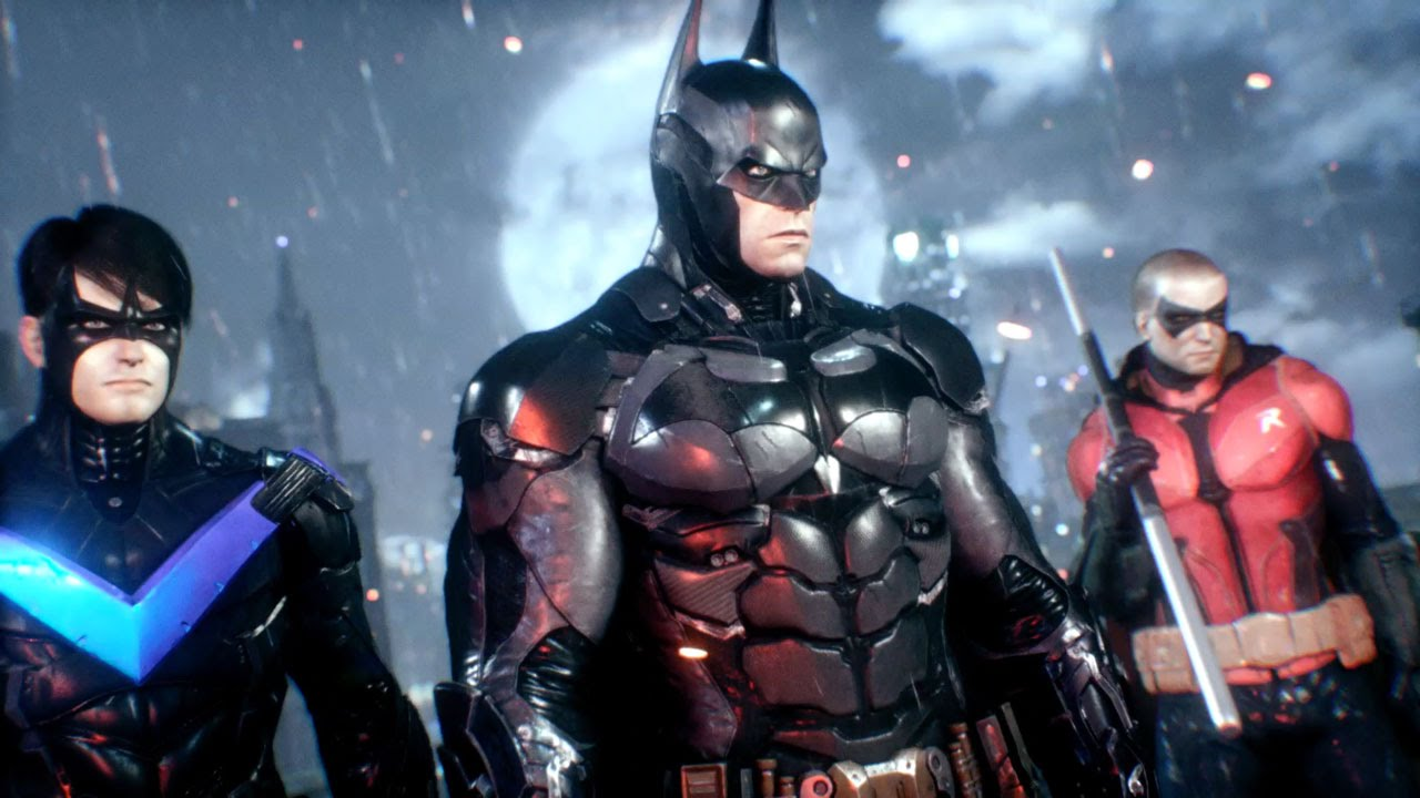 "Batman: Arkham Knight - ""All Who Follow You"" Trailer ..."