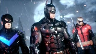"Batman: Arkham Knight - ""All Who Follow You"" Trailer (Official)"