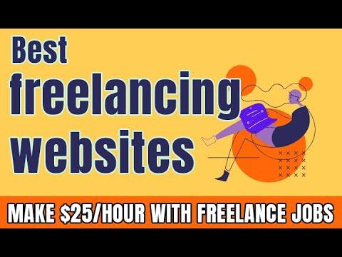 Best freelancing websites and platforms for every specialty | top freelancing websites | freelancing