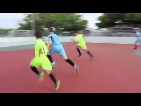 U14 Premier -  PSG vs Manchester City (April 23, 2016)