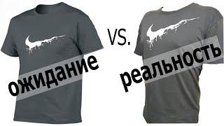 Футболка мужская T-Shirt BF summer 2018 Алиэкспресс