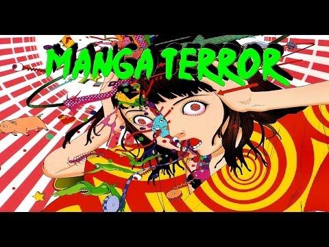 Manga Terror - Shintaro Kago